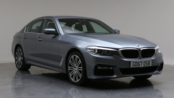 2018 Used BMW 5 Series 2L M Sport iPerformance 530e