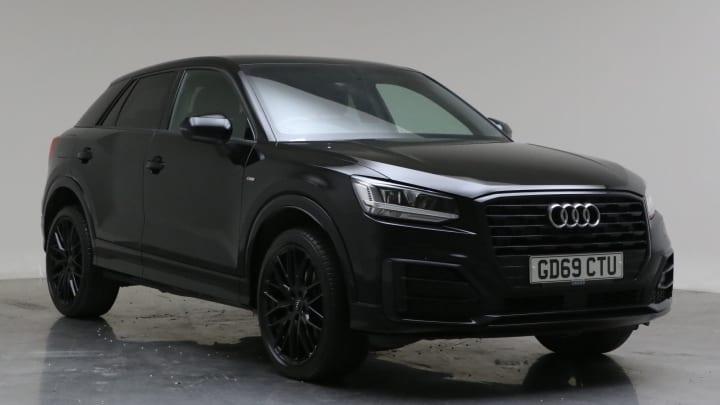 2020 Used Audi Q2 1.6L Black Edition TDI