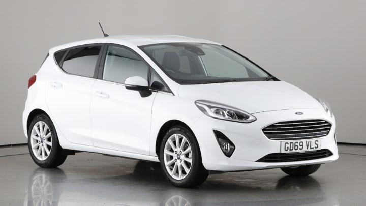 2020 used Ford Fiesta 1L Titanium EcoBoost T