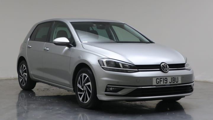 2019 Used Volkswagen Golf 1.6L Match TDI