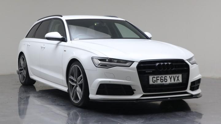 2016 Used Audi A6 Avant 3L Black Edition TDI V6