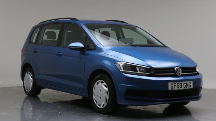 2018 Used Volkswagen Touran 1.6L S TDI