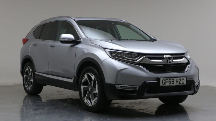 2018 Used Honda CR-V 1.5L EX VTEC Turbo