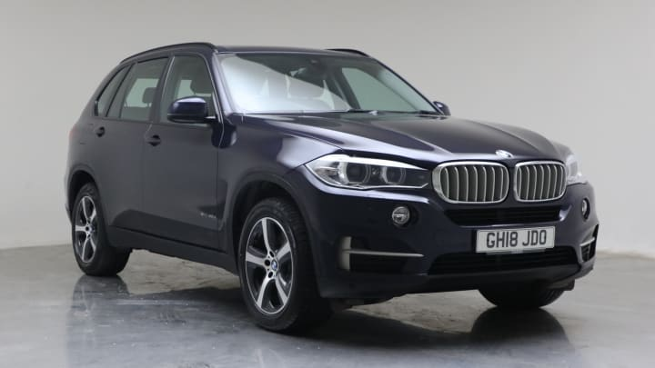 2018 Used BMW X5 3L SE 40d