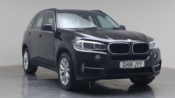 2018 Used BMW X5 3L SE 30d