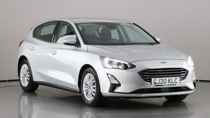 2020 Used Ford Focus 1L Titanium EcoBoost T