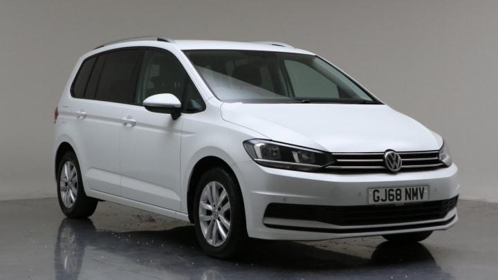 2018 Used Volkswagen Touran 1.6L SE TDI