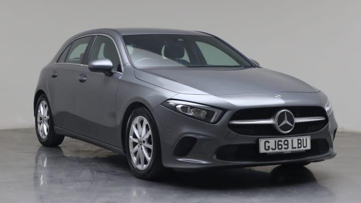 2019 Used Mercedes-Benz A Class 1.3L Sport A180