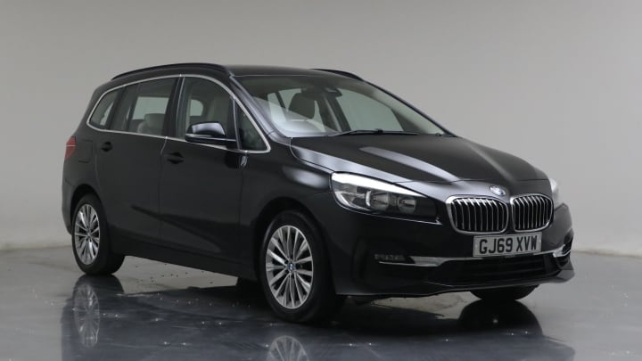 2019 Used BMW 2 Series Gran Tourer 1.5L Luxury 218i