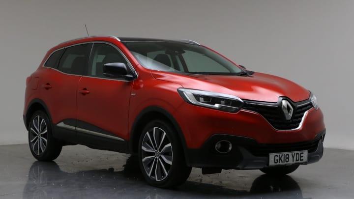 2018 Used Renault Kadjar 1.2L Signature Nav TCe