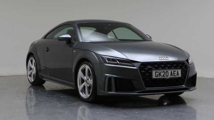 2020 Used Audi TT 2L Black Edition TFSI