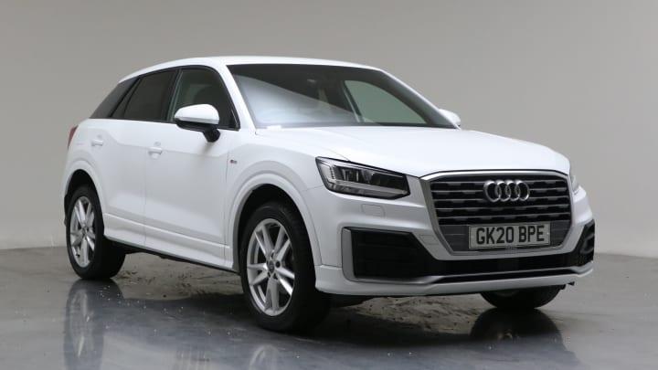 2020 Used Audi Q2 1L S line TFSI