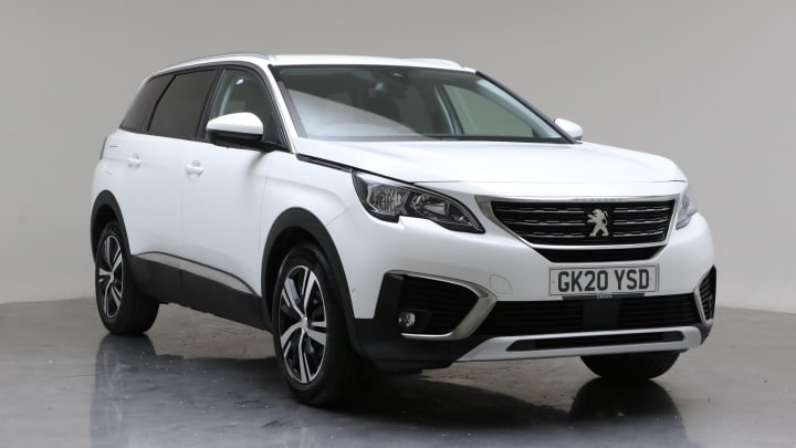 2020 Used Peugeot 5008 1.2L Allure PureTech