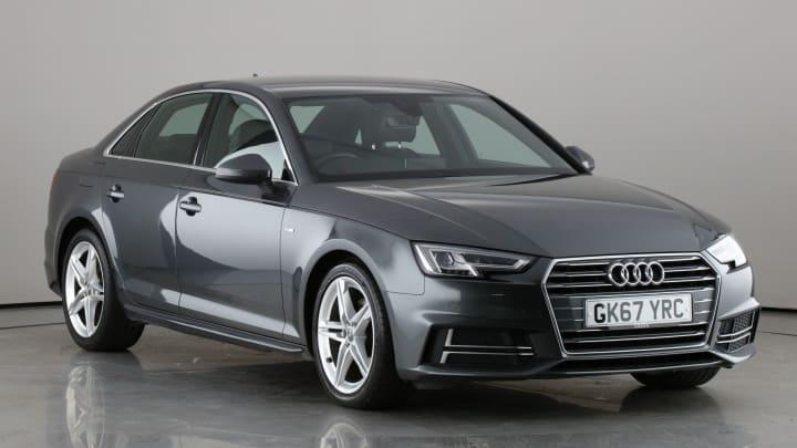 2017 Used Audi A4 2L S line TDI