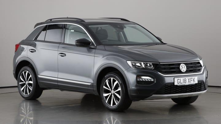2018 Used Volkswagen T-Roc 1L Design TSI