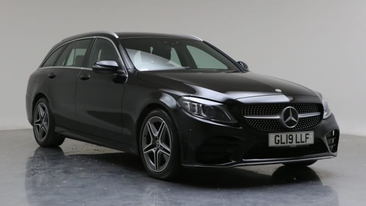 2019 Used Mercedes-Benz C Class 1.5L AMG Line EQ Boost C200