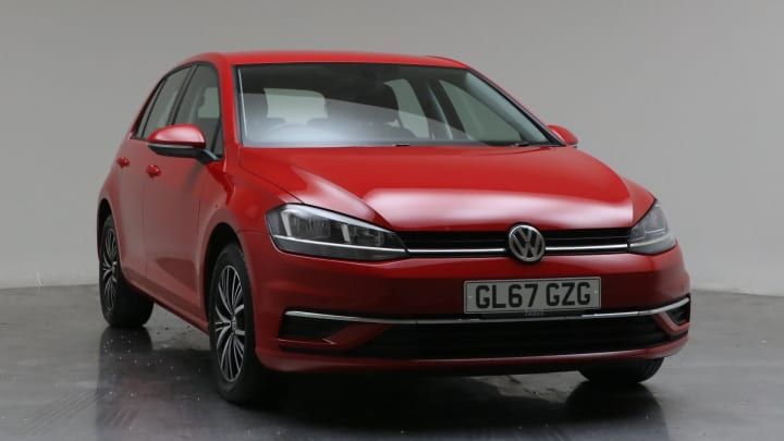 2017 Used Volkswagen Golf 1.4L SE TSI