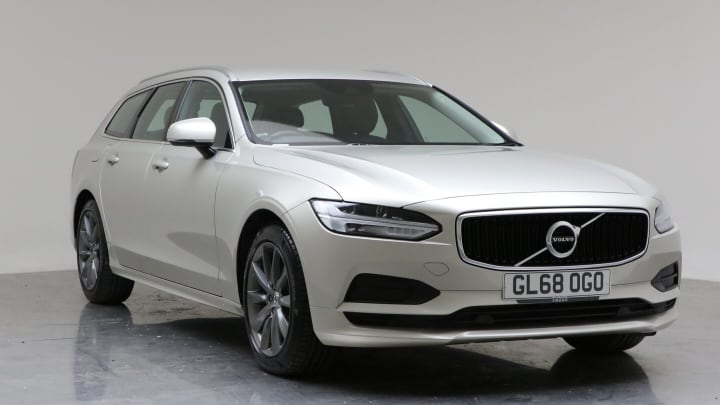 2019 Used Volvo V90 2L Momentum T4