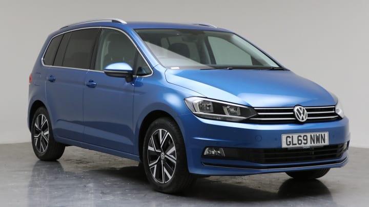 2020 Used Volkswagen Touran 1.5L SEL TSI EVO