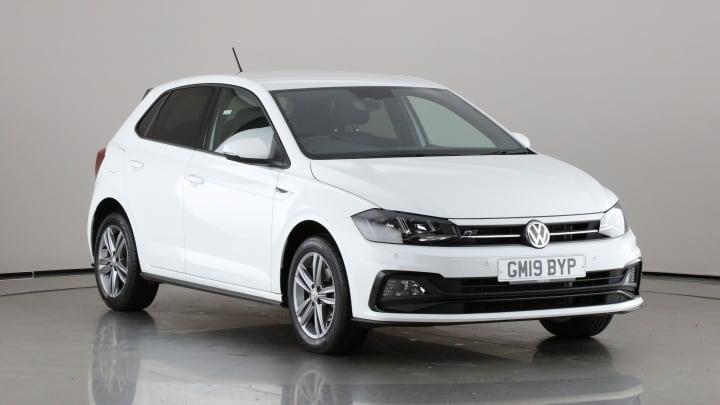 2019 Used Volkswagen Polo 1L R-Line TSI