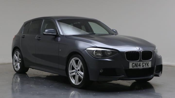 2014 Used BMW 1 Series 2L M Sport 125d