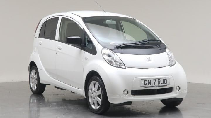 2017 Used Peugeot iOn CVT