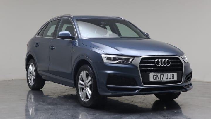 2017 Used Audi Q3 1.4L S line Edition CoD TFSI