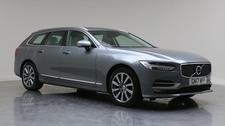 2017 Used Volvo V90 2L Inscription D4