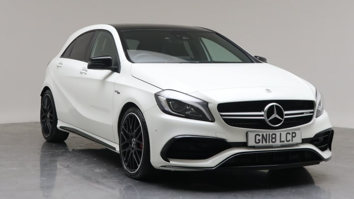 2018 Used Mercedes-Benz A Class 2L AMG A45