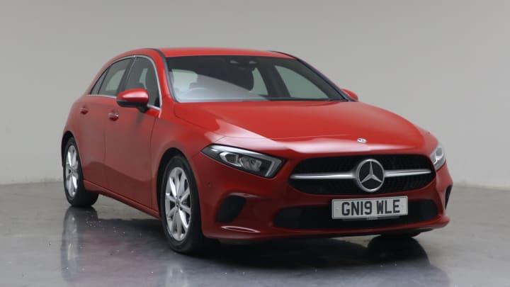 2019 Used Mercedes-Benz A Class 1.5L Sport A180d