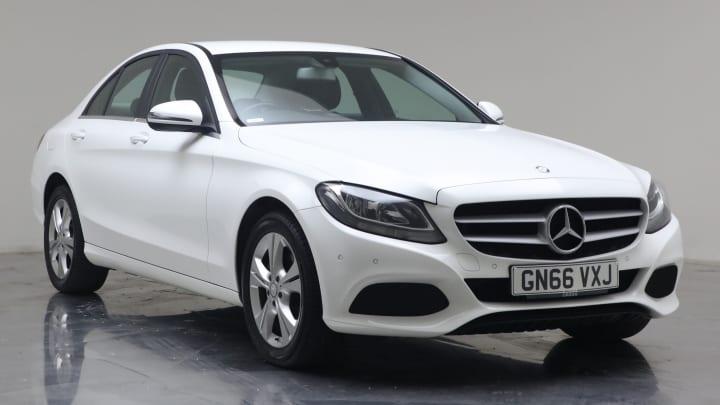 2016 Used Mercedes-Benz C Class 2L SE Executive Edition C200