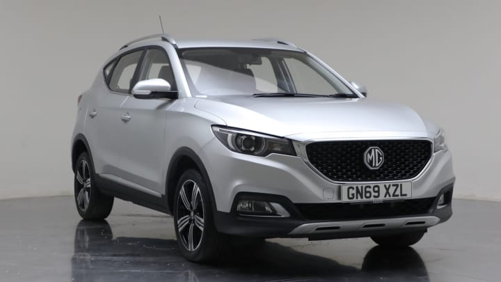 2019 Used MG MG ZS 1L Exclusive T-GDI
