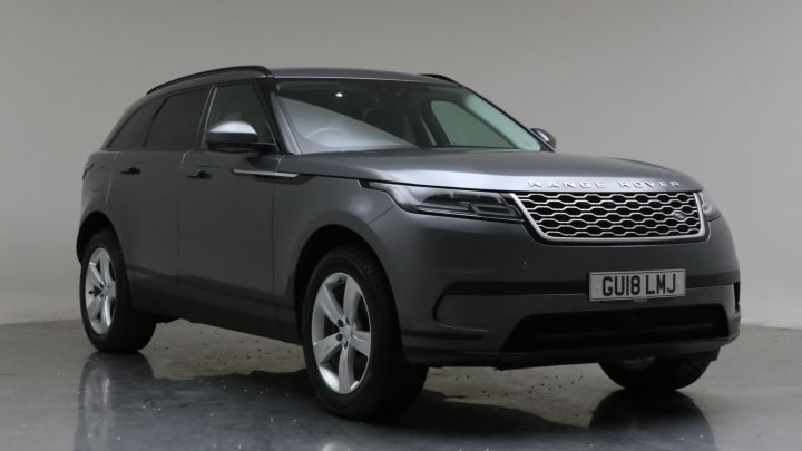 2018 Used Land Rover Range Rover Velar 2L S D180
