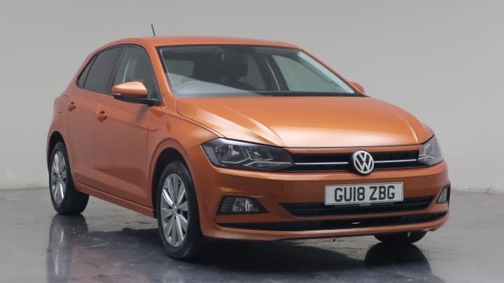 2018 Used Volkswagen Polo 1L SE