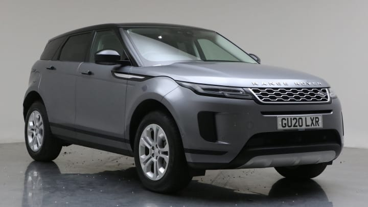 2020 Used Land Rover Range Rover Evoque 2L HSE MHEV D180