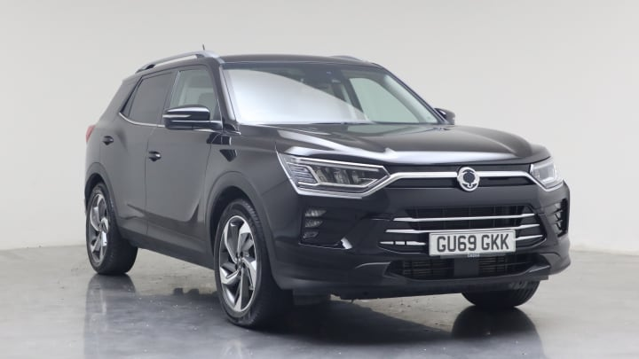 2019 used Ssangyong Korando 1.6L Ultimate D