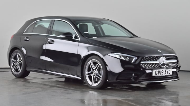 2019 Used Mercedes-Benz A Class 2L AMG Line A220