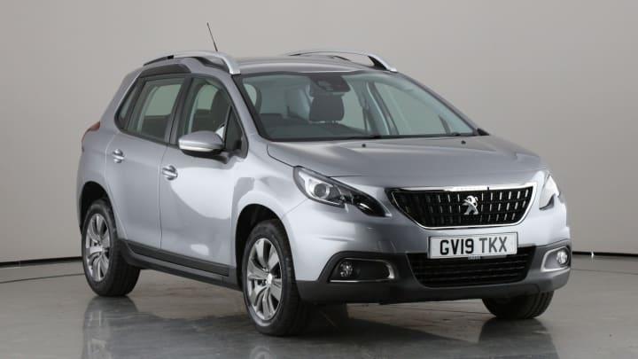 2019 Used Peugeot 2008 1.2L Active PureTech