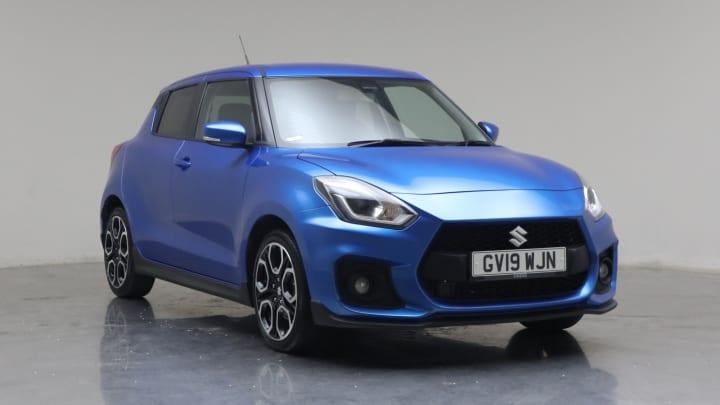 2019 Used Suzuki Swift 1.4L Sport Boosterjet