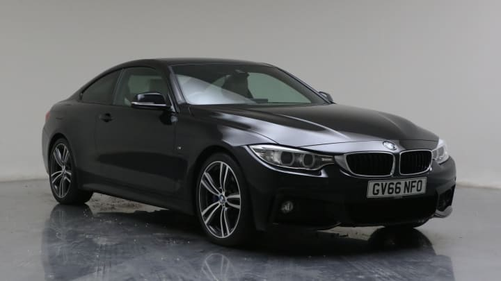 2016 used BMW 4 Series 3L M Sport 440i