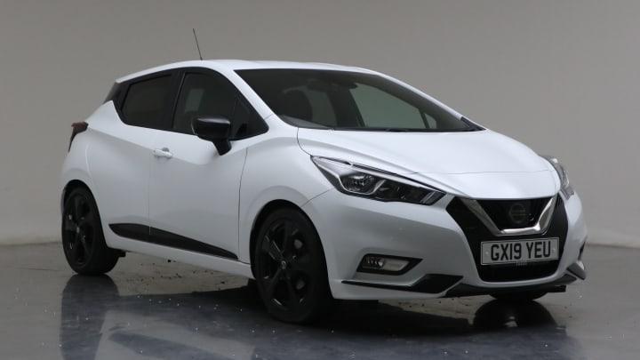 2019 Used Nissan Micra 1L N-Sport DIG-T