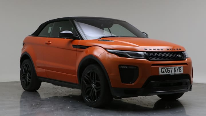 2017 Used Land Rover Range Rover Evoque 2L HSE Dynamic Lux SD4