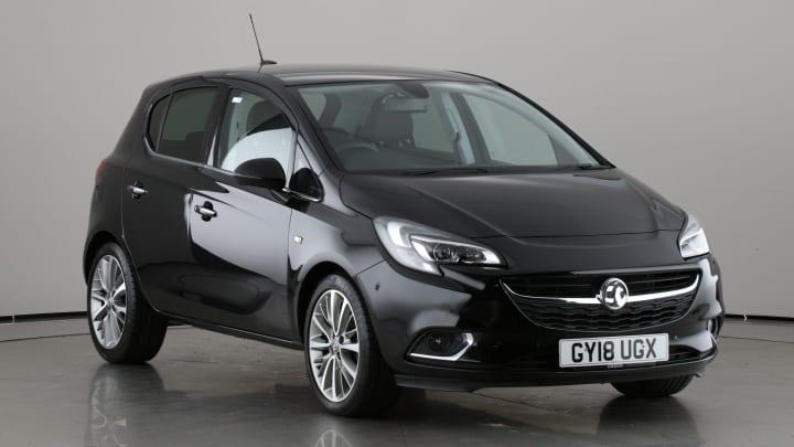 2018 Used Vauxhall Corsa 1.4L Elite ecoTEC i