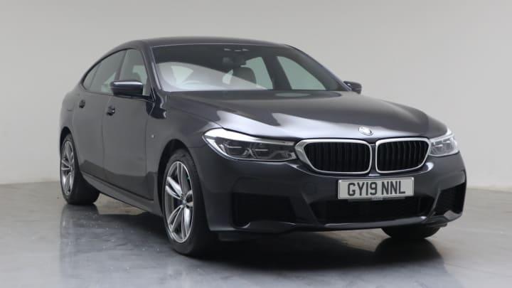 2019 Used BMW 6 Series Gran Turismo 2L M Sport 630i
