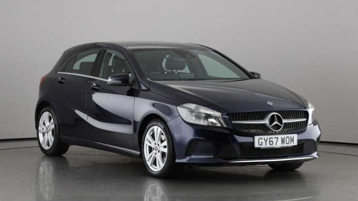2018 Used Mercedes-Benz A Class 2.1L Sport A200d