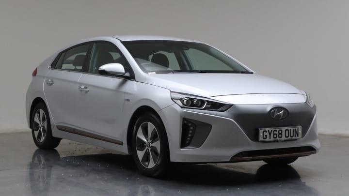 2018 Used Hyundai Ioniq Premium