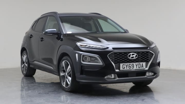 2019 Used Hyundai Kona 1.6L Premium GT T-GDi