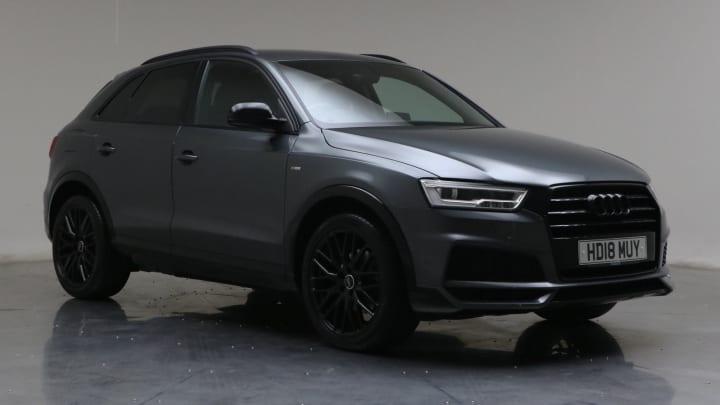 2018 Used Audi Q3 2L Black Edition TDI