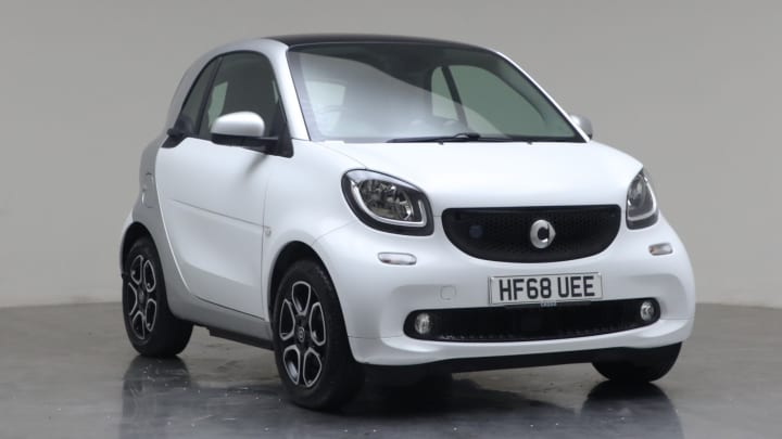 2018 Used Smart fortwo Prime