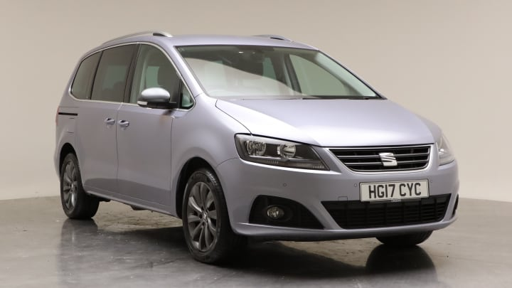 2017 Used Seat Alhambra 2L Connect TDI
